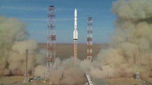 """""""Протон-М"""" с европейским и американским спутниками стартовал с Байконура"""