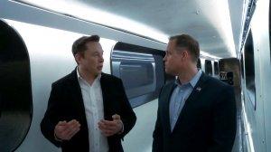 Илон Маск разрешил НАСА делиться интеллектуальной собственностью SpaceX с кем угодно