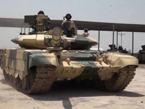 "Египет объяснил выбор Т-90 вместо ""Абрамсов"""