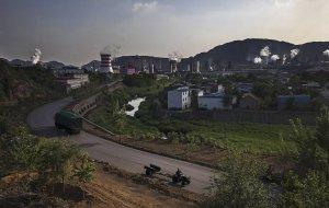 В Китае почти полностью остановили рост выбросов парниковых газов