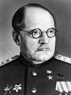 Великий военный хирург Николай Нилович Бурденко