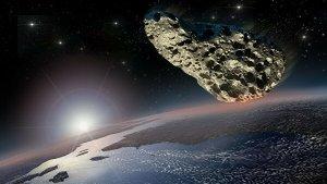 """""""Роскосмос"""" сообщил о сближающемся с Землей астероиде"""