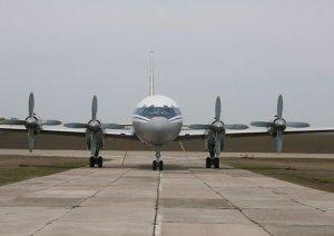 На вооружение транспортной авиации ЦВО поступил дальнемагистральный Ил-18Е