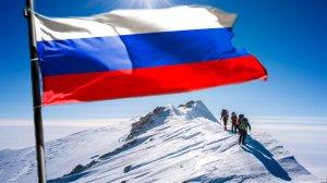 Антарктида - чья? Россия в битве за южный континент
