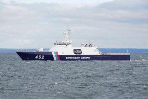 Очередной пограничный корабль по уникальному проекту построили в России