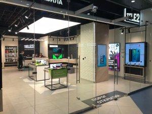 В Мурманске открылся первый digital-салон Tele2