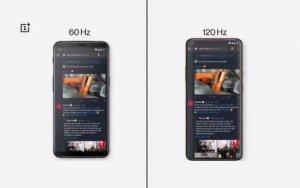 На видео показали разницу между частотой обновления экрана 120 Гц и 60 Гц в смартфонах