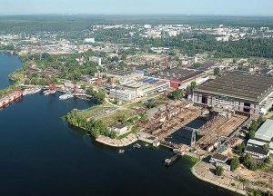На Зеленодольском заводе имени Горького заложили первое в России пассажирское судно на СПГ