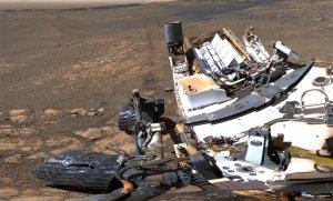 Фото дня: панорама Марса с разрешением 1,8 миллиарда пикселей