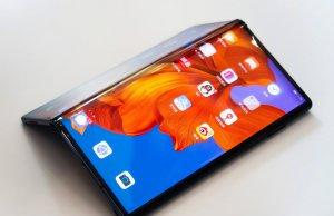 Huawei Mate XS - смартфон за 200 тысяч появился в России