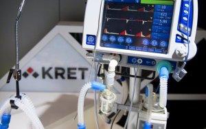 Федеральное медико-биологическое агентство создало прибор искусственной вентиляции легких (ИВЛ) с пятью бактерицидными фильтрами, позволяющий одновременно помогать четырем пациентам