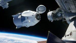 NASA впервые за десять лет запустит астронавтов на МКС с территории США - на корабле и ракете SpaceX