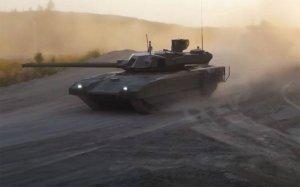 """Т-14 на платформе """"Армата"""" начнут поставлять в армию в 2021 году"""