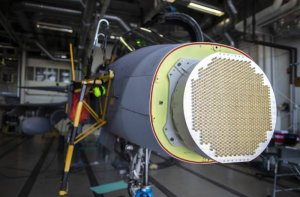 Шведские истребители JAS-39C/D Gripen получат РЛС PS-05/A с АФАР