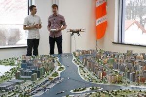 """Ученые научили дроны """"раздавать"""" 5G и заряжаться во время полета"""