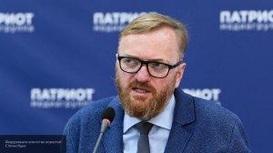 Депутат Милонов поддержал блокировку Twitter в РФ после скандалов с цензурой аккаунтов