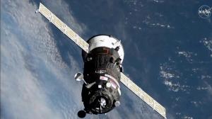 """Космический грузовик """"Прогресс"""" в среду покинет МКС и будет затоплен в Тихом океане"""