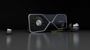 Новая видеокарта NVIDIA RTX 3090 на 30% быстрее предыдущего поколения