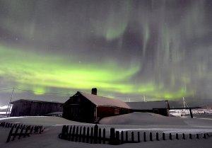 Российские ученые запустили онлайн-сервис предсказания северного сияния