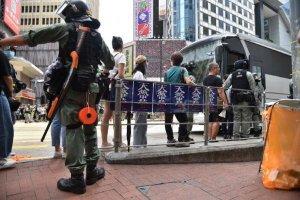 В Гонконге начинается прокси-битва за свободу интернета