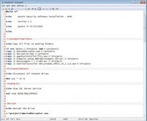Garmin купила у криптовымогателей ключ для расшифровки файлов (по слухам за $10 млн)