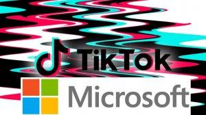 CNBC: максимальная сумма, которую Microsoft планирует потратить на покупку TikTok - $30 млрд