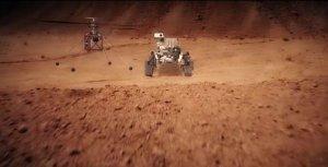 На Марсе зафиксировали странную активность во время солнечных затмений