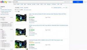 В первый день продаж цена GeForce RTX 3080 из-за дефицита взлетела до $2500, NVIDIA извинилась
