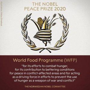 Назван лауреат Нобелевской премии мира: награду получила Всемирная продовольственная программа ООН