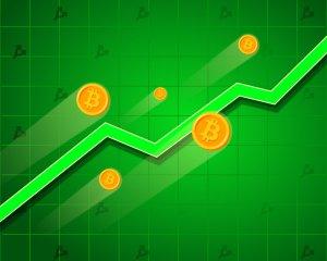Биткоин обновил максимум 2020 года на отметках выше $12 850