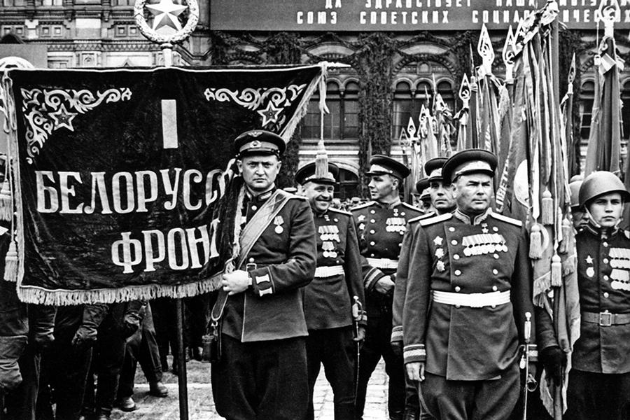Парад Победы 24 июня 1945 года - триумф народа-победителя