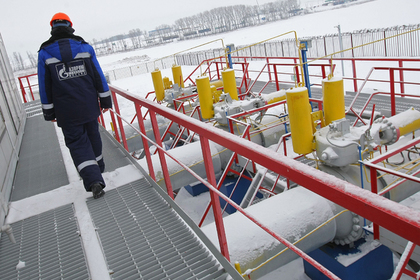 Россия объявила об отказе от транзита газа через Украину