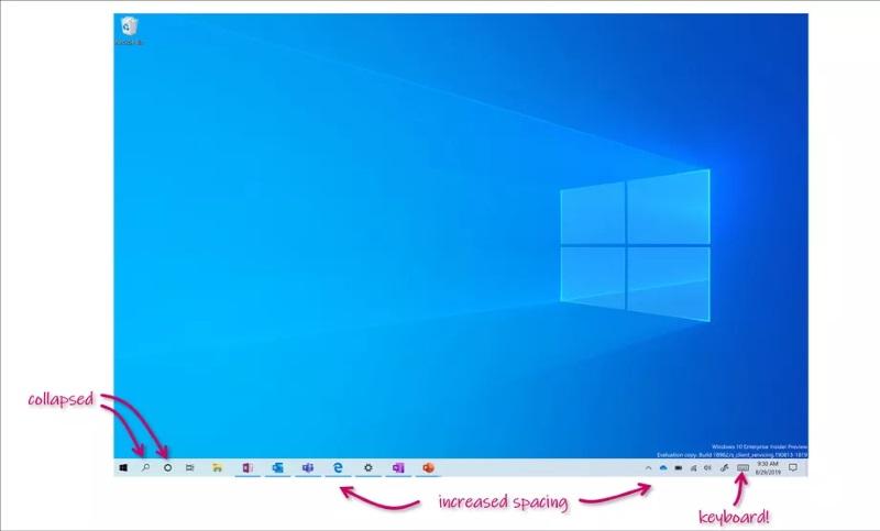 Microsoft готовит редизайн Windows 10
