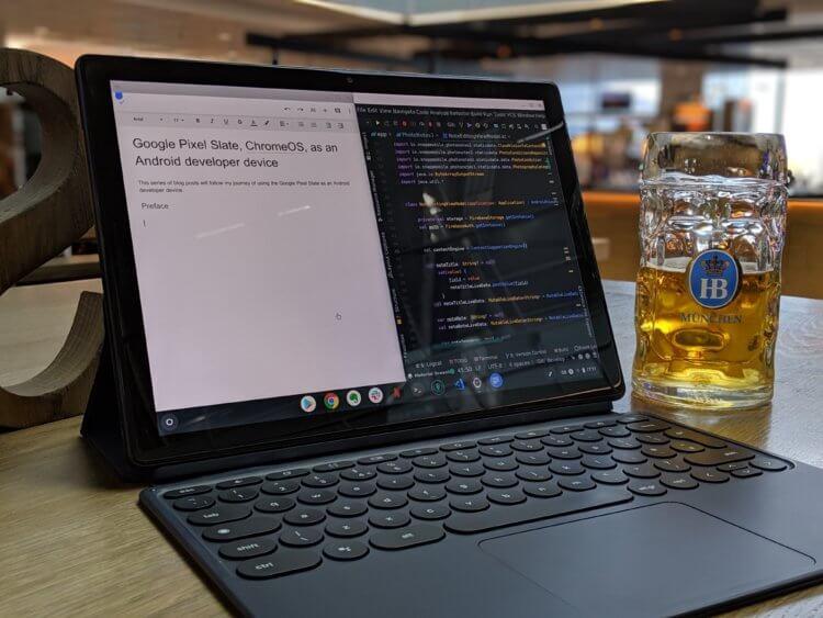 Почему будущее за планшетами, а не ноутбуками