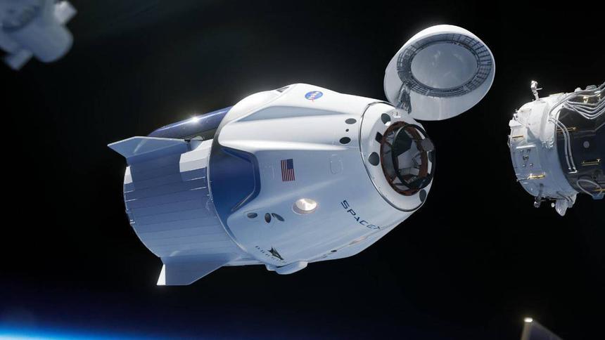 Названа дата запуска конкурента российских космических кораблей от Илона Маска