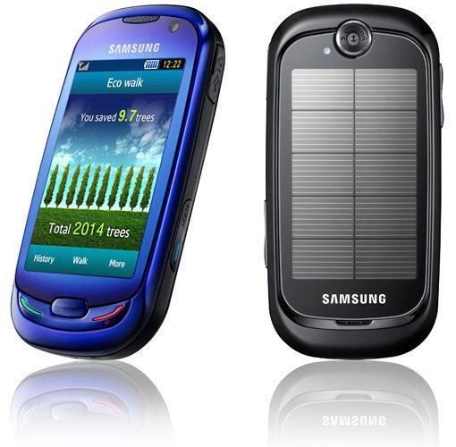 Раньше Samsung умел делать даже смартфоны на солнечной батарейке. А не вот это всё...
