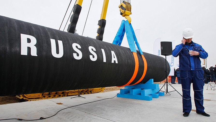 """""""Северный поток - 2""""  перекрывают санкциями"""
