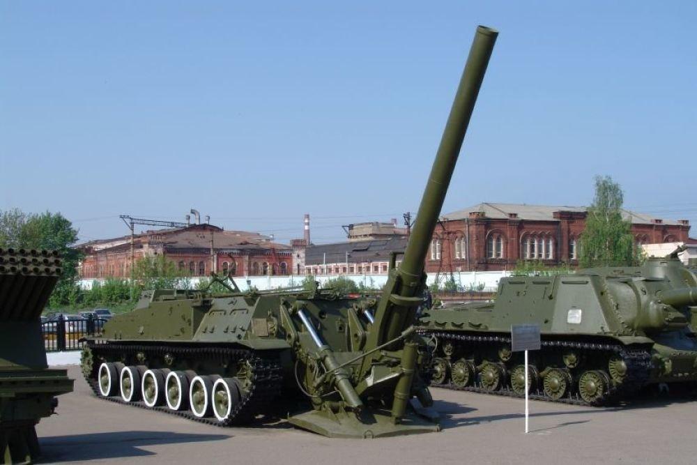 """На Урале модернизировали """"атомные минометы"""""""
