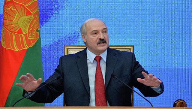 Лукашенко: Белоруссия готова организовать выборы в Донбассе и охранять границу России и Украины на спорных участках