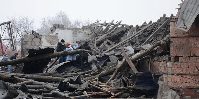 ВСУ отказывается выводить тяжелую технику из Донбасса