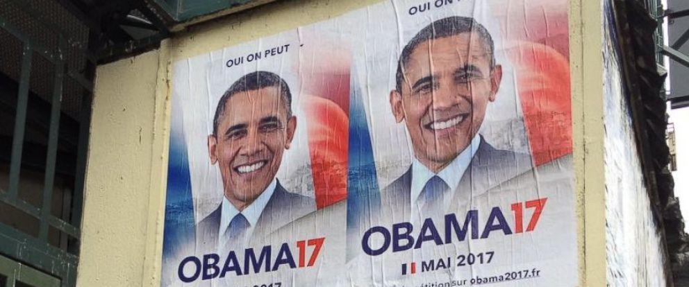 """[Приди и правь] СМИ: Обаму хотят выдвинуть в президенты Франции. """"Мы можем преподать этой планете урок демократии"""""""
