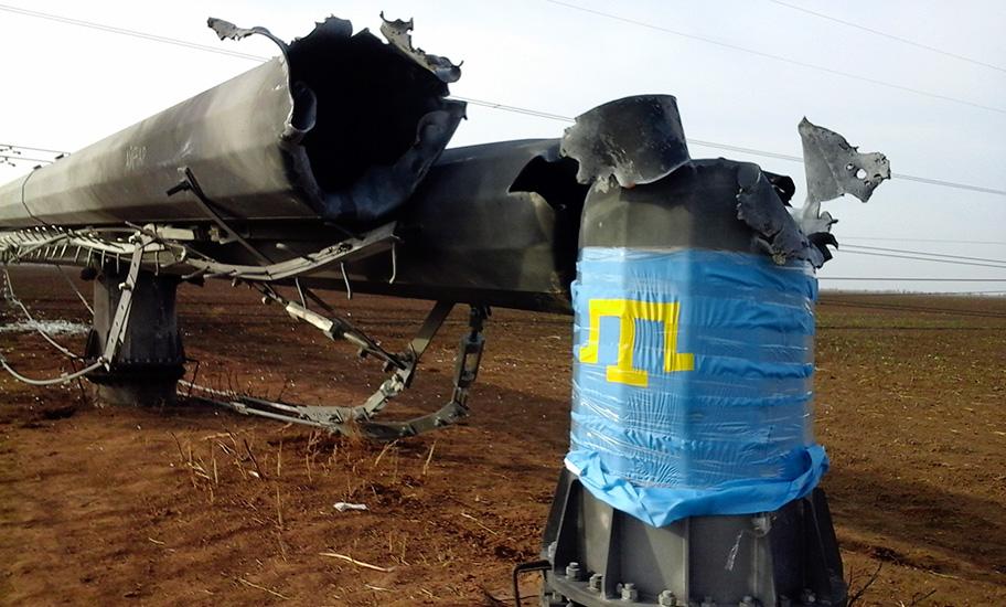 Блэкаут по-украински: блокада Донбасса остановила первую украинскую ТЭС