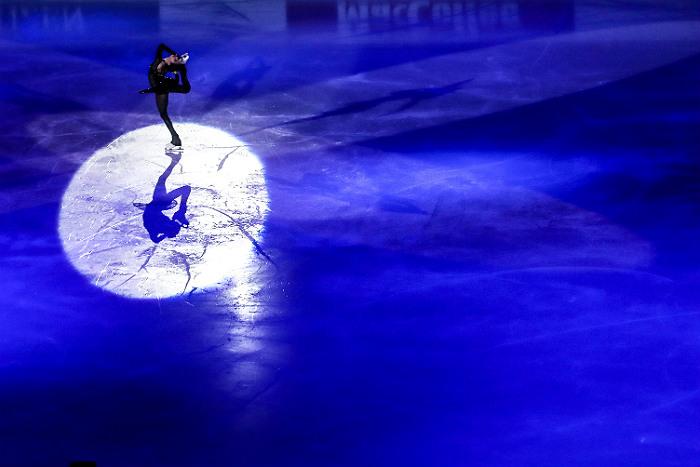 Сборная России стала второй на командном ЧМ по фигурному катанию