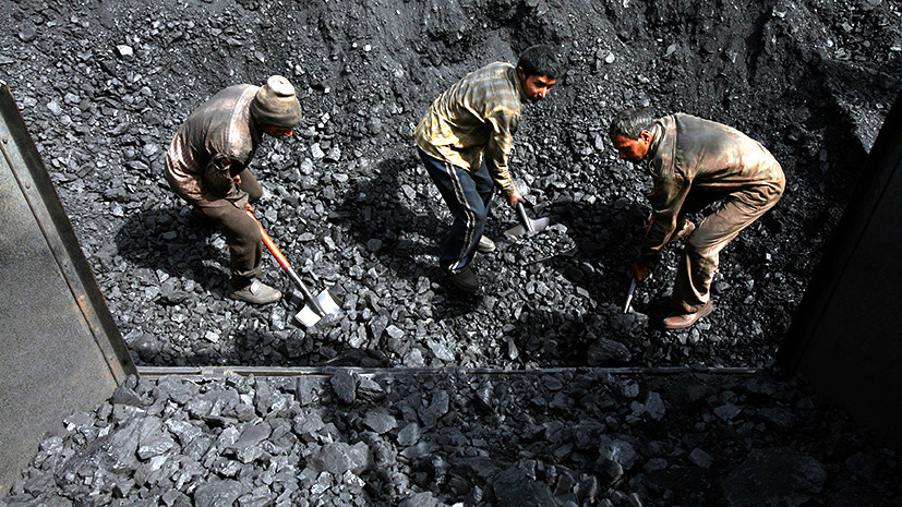 Тлеющая дружба: США почти в три раза увеличили цены на уголь для Украины в 2017 году