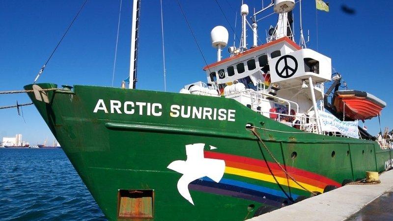 Акция или провокация: почему суд в Гааге сделал Россию виноватой в деле Arctic Sunrise