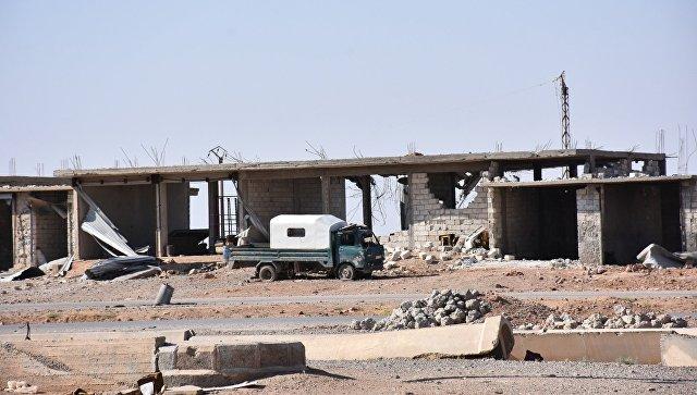 Коалиция нанесла удар фосфорными бомбами по госпиталю в Ракке, сообщили СМИ