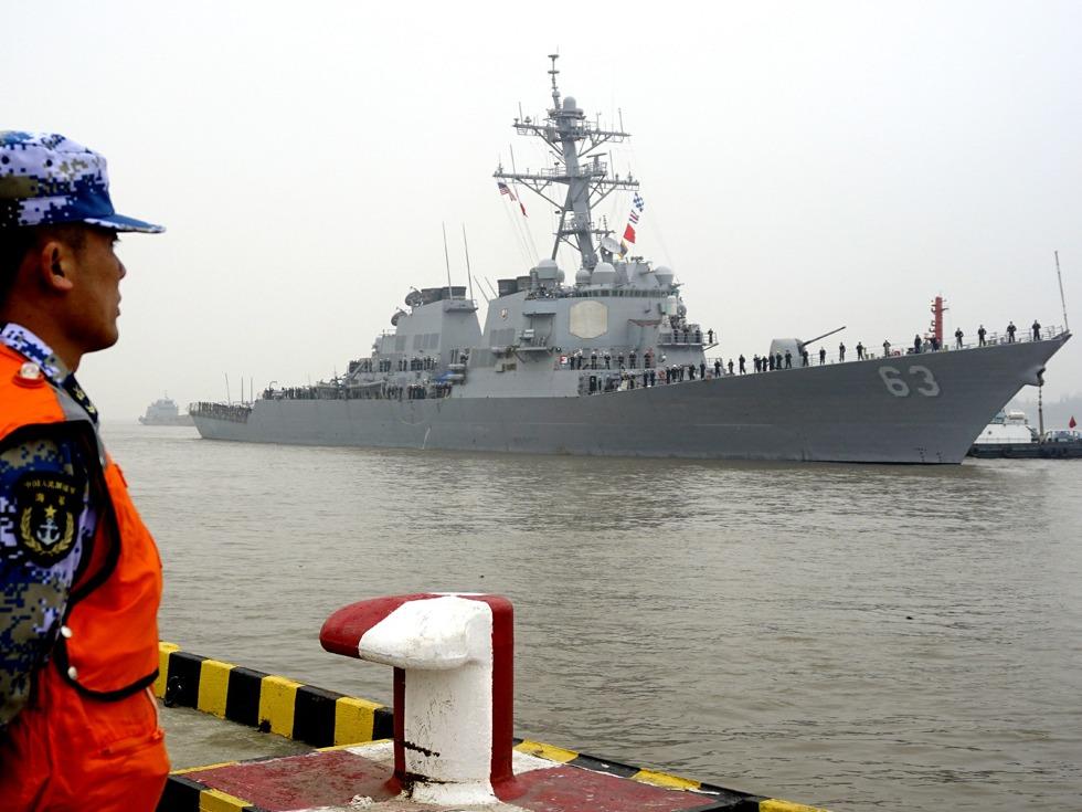 Китай обвинил США в нарушении своего суверенитета и норм международного права