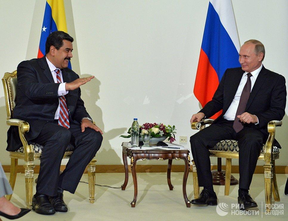 """Россия утаскивает """"нефтяную республику"""" из-под носа у Америки"""
