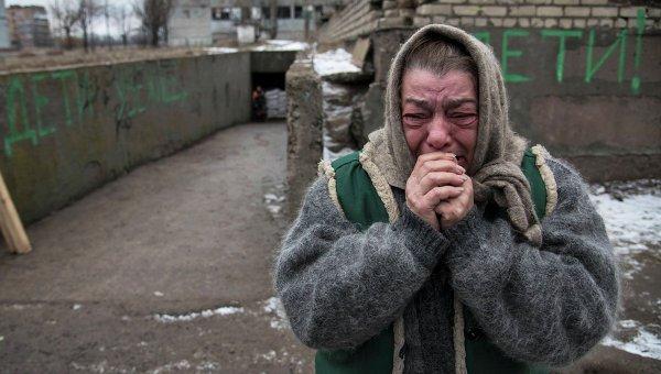 Международный Красный Крест: Свыше 2,7 тысячи гражданских жителей погибло ходе АТО в Донбассе