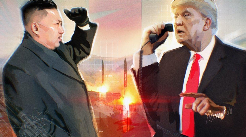 [Самых честных правил] Трамп заявил, что Ким Чен Ын начал уважать США